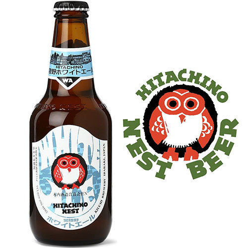 Hitachino Nest White Ale ***(vorbestellung)
