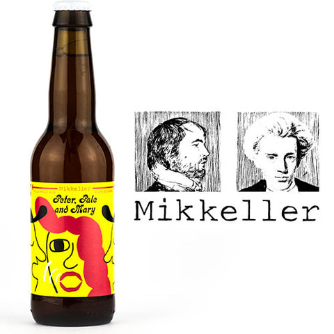 Mikkeller Peter, Pale and Mary American Pale Ale G/F