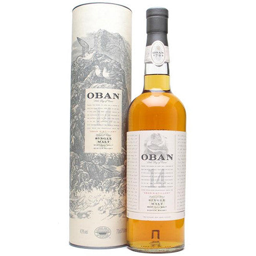 Oban 14 Year Old Single Malt