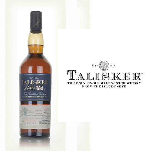 Talisker 2006 (bottled 2016) Amoroso Cask Finish - Distillers Edition