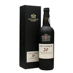 Taylor's Port 20 year