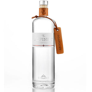The Alpinist Swiss Premium Gin