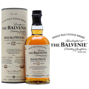 Balvenie 12 Jahre Double Wood Sherry Oak finish