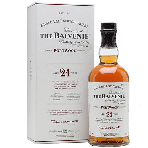Balvenie 21 Year Old Portwood