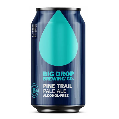 Big Drop - 0 %Pale Ale 33cl Dose