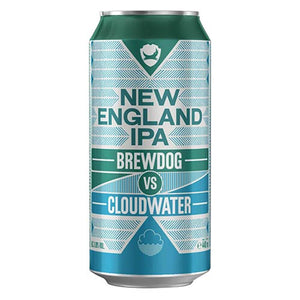 BrewDog vs. Cloudwater - New England IPA