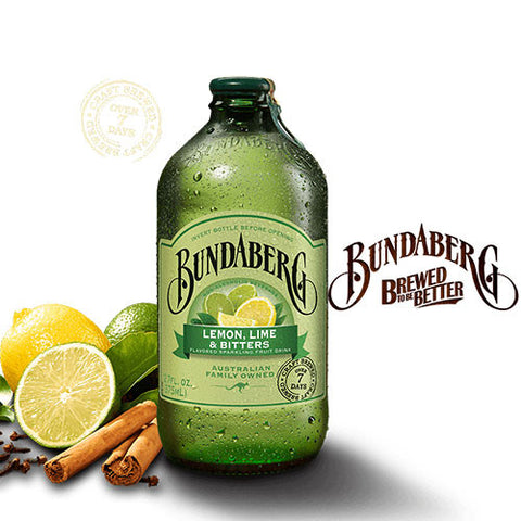 Bundaberg Lemon, Lime & Bitters