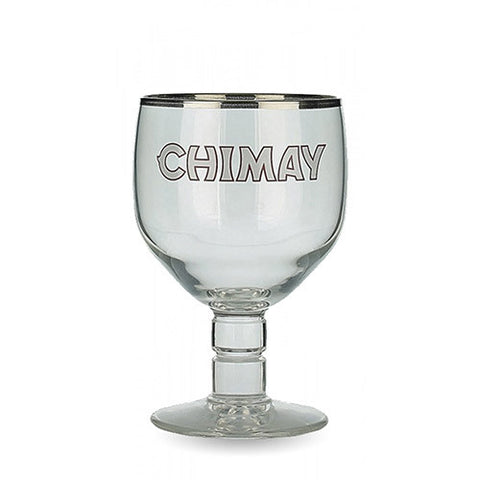 Chimay 33cl Glas