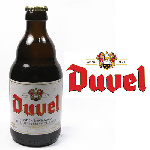 Duvel Blonde sur Lie*
