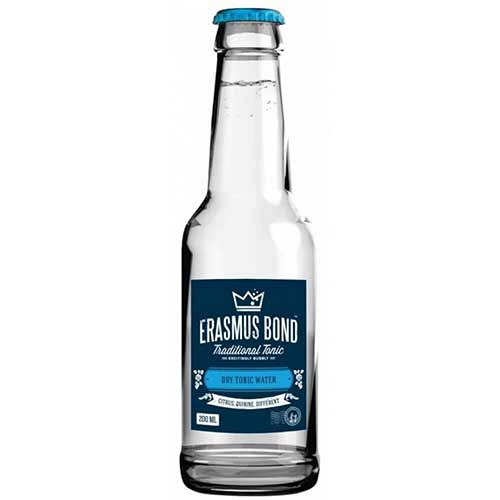 Erasmus Bond Dry Tonic Water