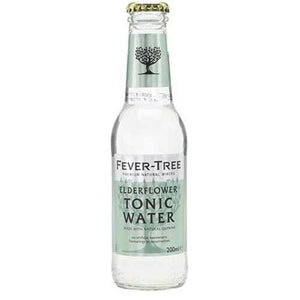 Fever-Tree Elderflower Tonic Water 20cl