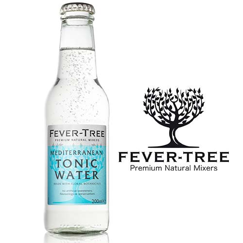 Fever Tree Premium Mediterranean Tonic 20cl