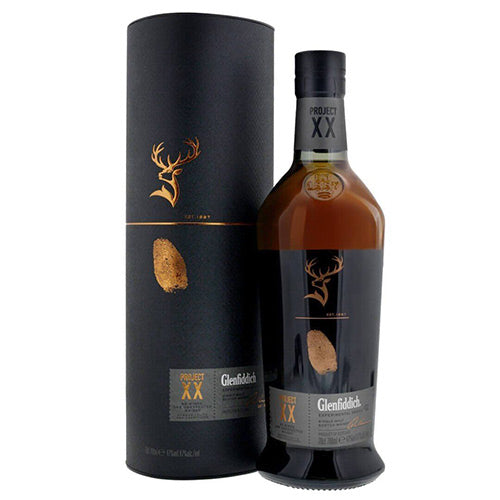 Glenfiddich Project XX Whisky 70cl