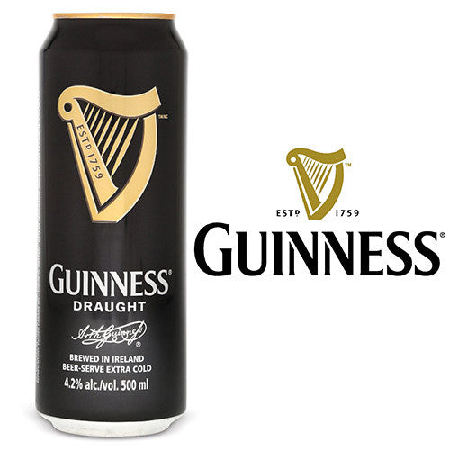 Guinness Stout 50cl Dose