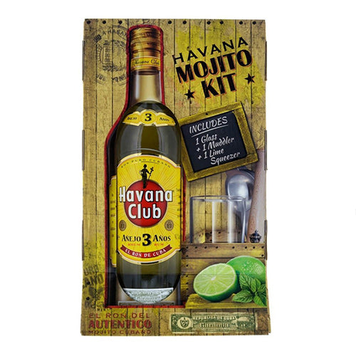 Havana Club Mojito-Kit