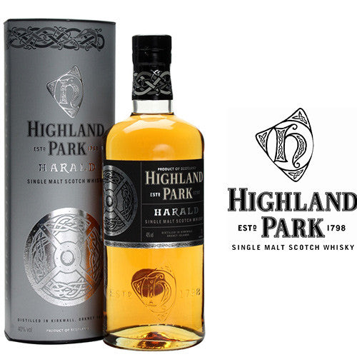 Highland Park Warrior Series - Harald