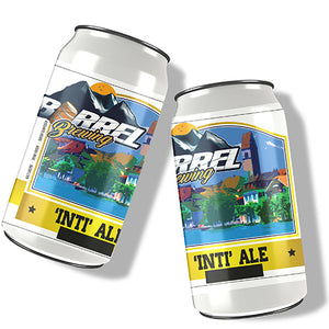 Barrel Brewing Co. - 'INTI' Pale Ale 33cl