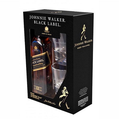 Johnnie Walker  Black Giftpack