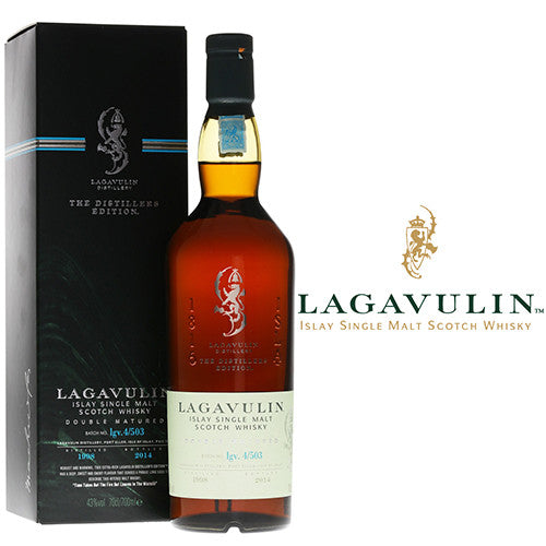 Lagavulin 16 Years Distillers Edition