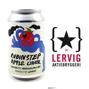 Lervig Rubinstep Apple Cider