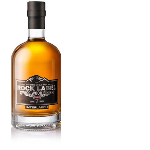 Swiss Highland Single Malt Whisky «Rocks Edition»