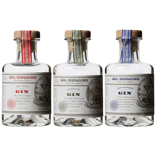 St.George Combo Gin Set 3x20cl