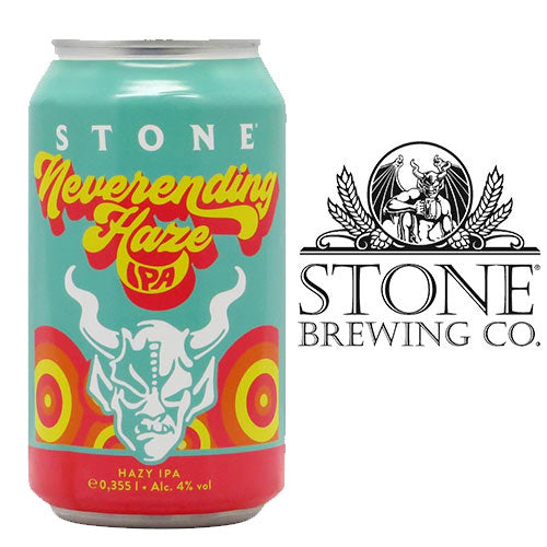 Stone Neverending Haze IPA 33cl Dose