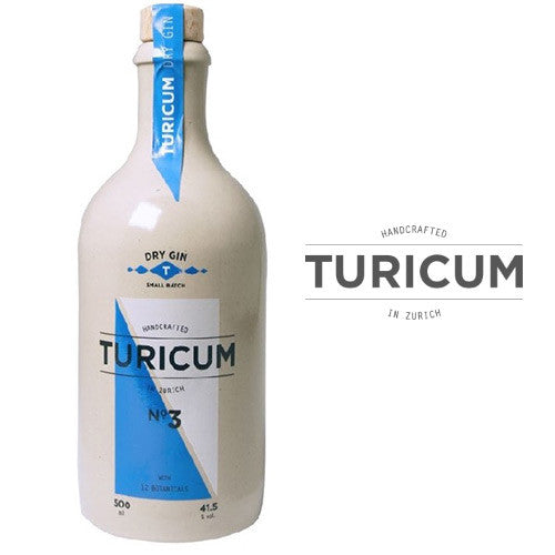 Turicum hand-crafted Gin