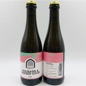 Vault City - Rhubarb & Ginger Sour