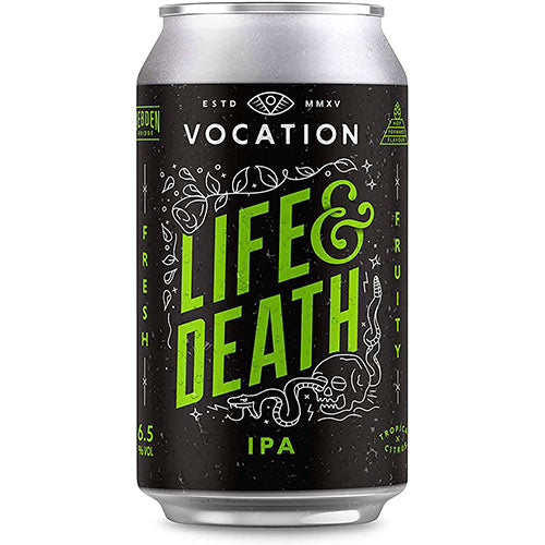 Vocation Life & Death IPA 33cl Dose
