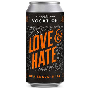 Vocation Love & Hate NEIPA 33cl Dose