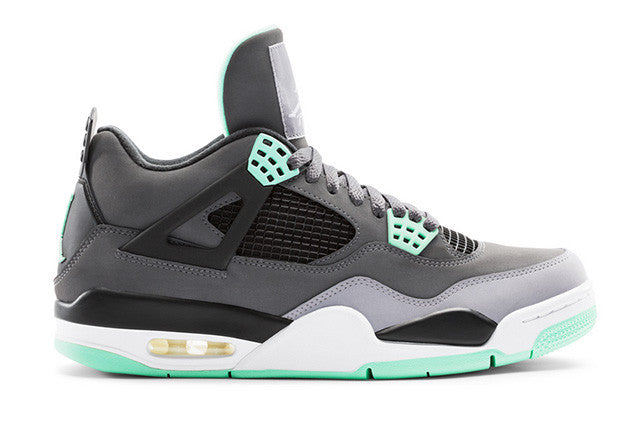 AIR JORDAN 4 (GREEN GLOWS)