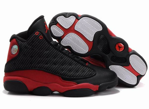 AIR JORDAN 13 (BLACK/ TRUE RED)