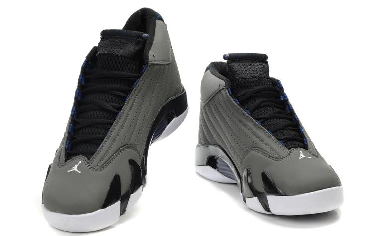 AIR JORDAN 14 (WOLF GRAY/ BLACK)
