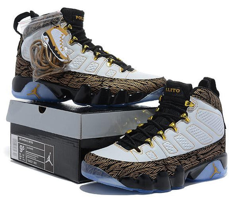 AIR JORDAN 9 (DOERNBECHER - POLLITO)