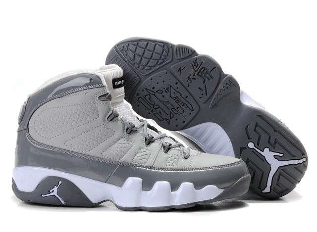 af05386acab AIR JORDAN 9 (COOL GRAY/ GRAY/ WHITE) – CrispyKicks