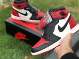 AIR JORDAN 1 (HIGH BRED TOE 2018)