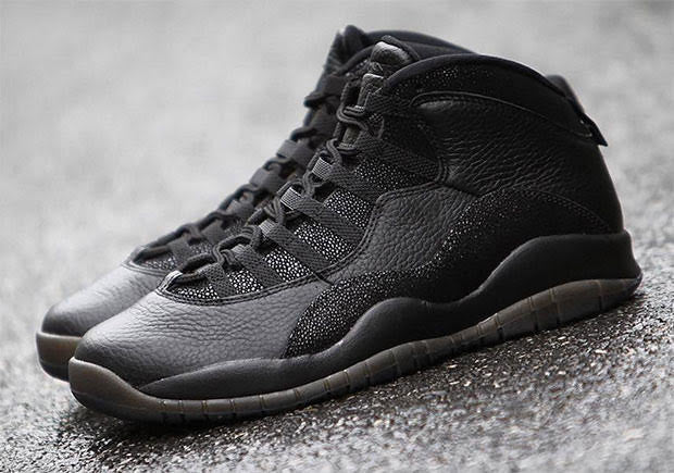 half off 82549 78671 Nike. AIR JORDAN 10 (BLACK   GOLD - OVO - DRAKE)