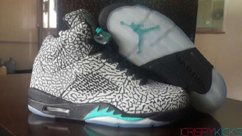 AIR JORDAN 5 (ELEPHANT 3Lab5)