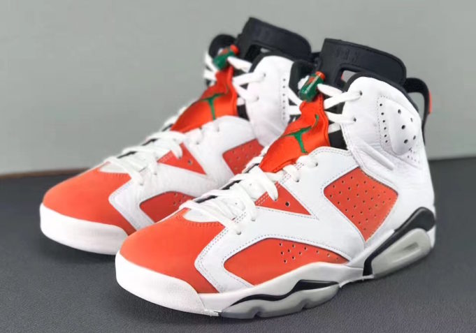official photos 9a46e 83222 Nike. AIR JORDAN 6 (GATORADE TEAM ORANGE)