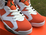 AIR JORDAN 6 (GATORADE TEAM ORANGE)