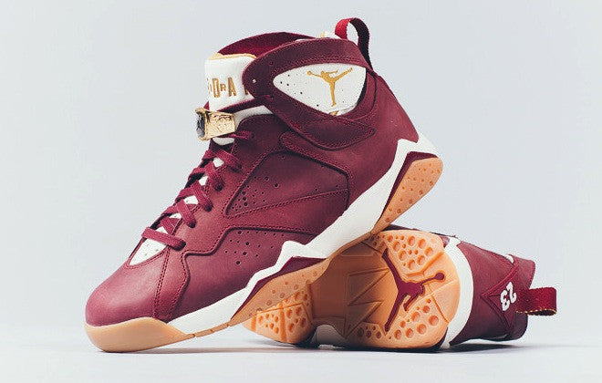 AIR JORDAN 7 (CHAMPIONSHIP PACK - CIGAR)