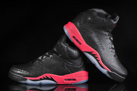 size 40 16d88 6e917 ... AIR JORDAN 5 (INFRARED 23 3Lab5) ...