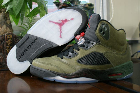AIR JORDAN 5 (FEAR PACK)