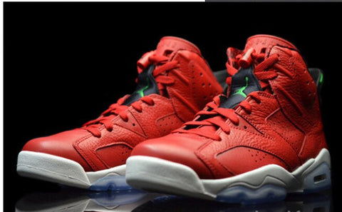 AIR JORDAN 6 (HISTORY OF JORDAN / SPIZIKE)