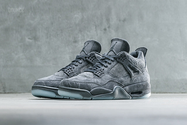 c1ddaf71da0 AIR JORDAN 4 (COOL GREY