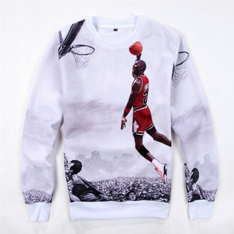 Mens / Womens Jordan Jumpman Sweatshirt (Soft White)