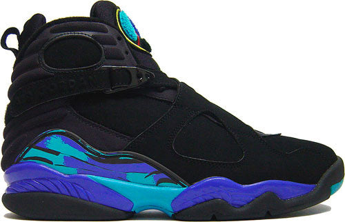 AIR JORDAN 8 (AQUA / ALL-STAR)