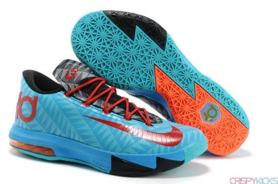 NIKE ZOOM KD VI (AWAY II)