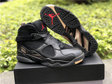 AIR JORDAN 8 (BLACK OVO DRAKE)